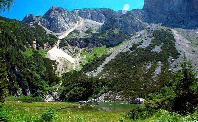 Австрийская природа.
