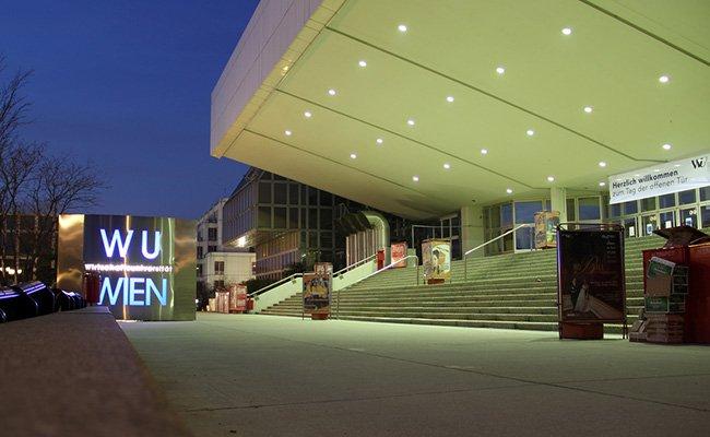 Университет экономики и бизнеса, Вена.