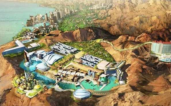 Сериал «Star Trek» станет тематикой парка в Иордании