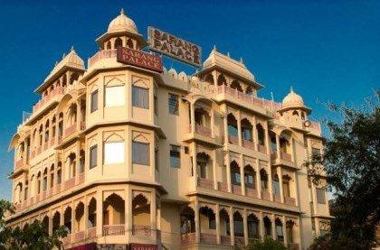Отель в Индии Sarang Palace