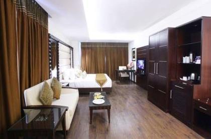 Отдых в отеле Parkland Grand. Индии
