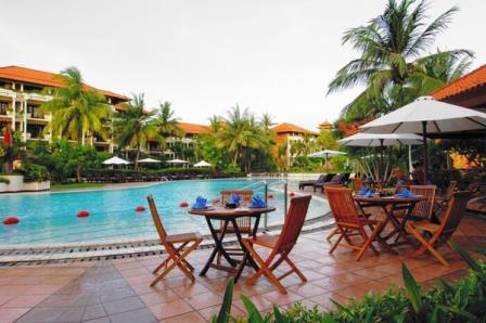 Индонезия Отель Ayodya Resort Bali