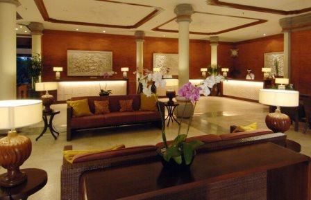 Отдых в Отеле Индонезии Ayodya Resort Bali. Номера. Гостинные.