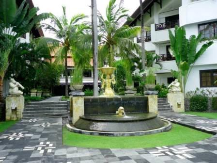 Отель Club Bali Mirage