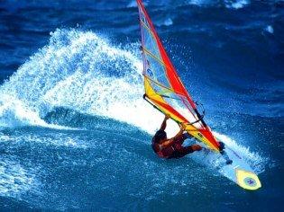 Водные развлечения в Индонезии