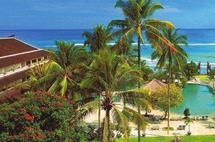 Туры в Индонезию. Отель Discovery Kartika Plaza