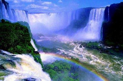 Игуасу Водопады