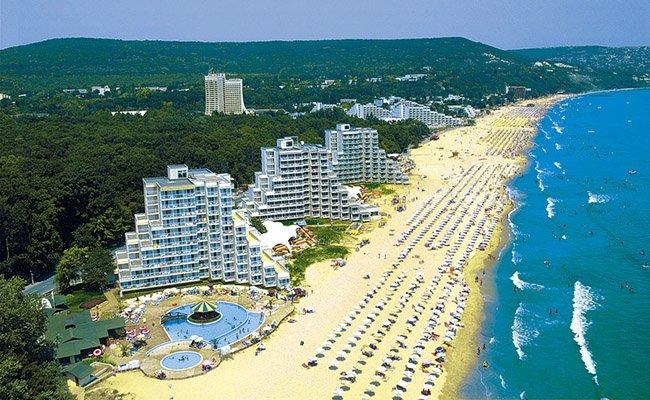 Великолепные болгарские пляжи.