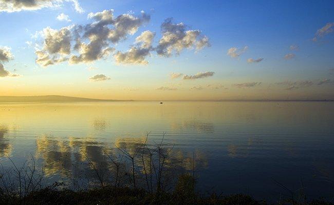 Озеро Бургас.