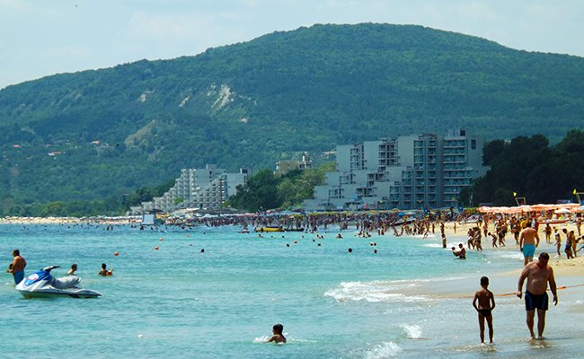 Отдых на болгарских курортах.