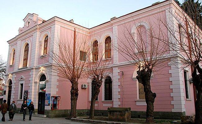 Археологический музей Бургаса.