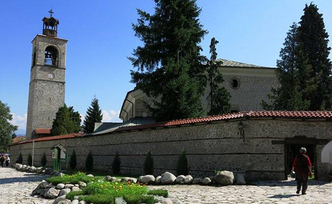 Церковь Святой Троицы в Банско.