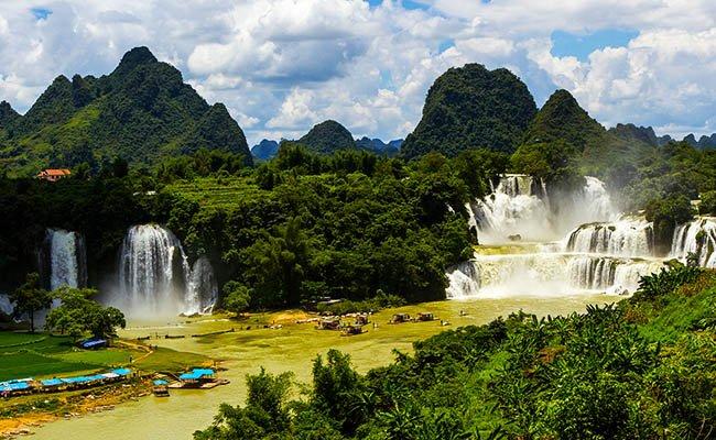 Природа Вьетнама.