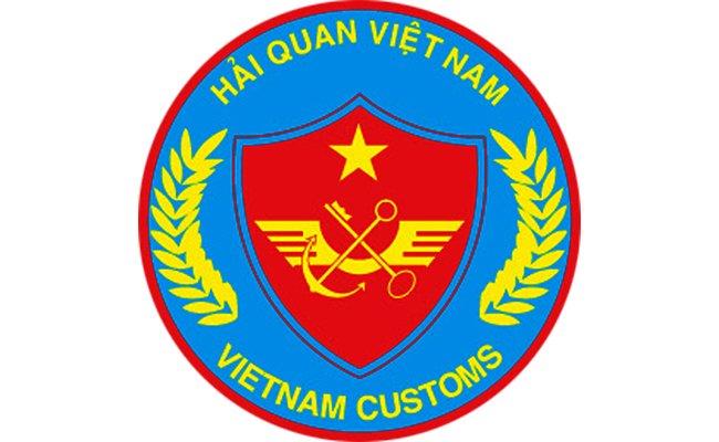 Герб вьетнамской таможни.
