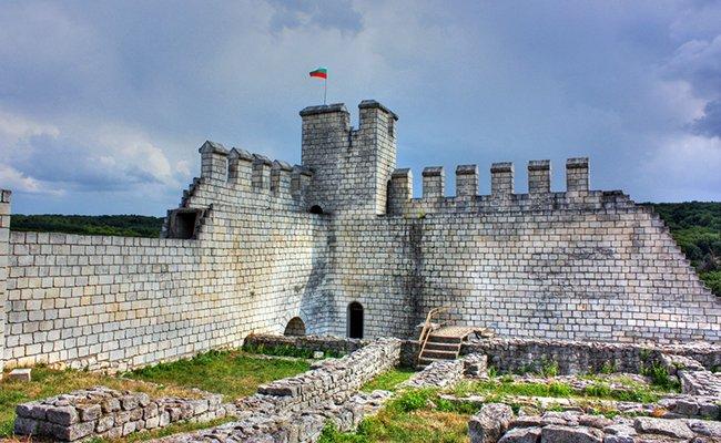 Шуменская крепость.