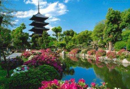 Туры в Японию. Киото