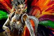 Бразилия: Карнавал 2018 в Рио-де-Жанейро
