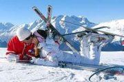 Австрия: Новый год на горных лыжах. Курорт Ишгль.