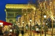 Франция: Новый год в Париже