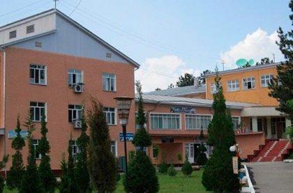 Лечнеи в Касансае. Ташкент