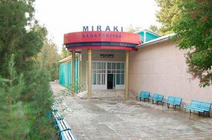 Лучшие санатории. Мираки