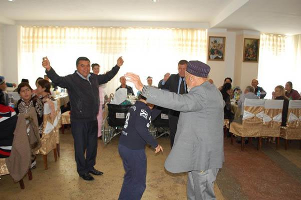 Санатории Узбекистана. «Физиотерапия ва реабилитация булими»