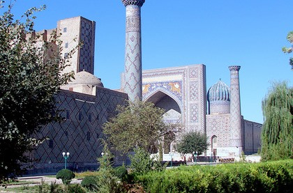 тур по узбекистану Самарканд